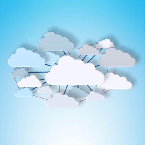 Conceptual image representing modern cloud computinghttp://195.154.178.81/DATA/shoots/ic_784204.jpg