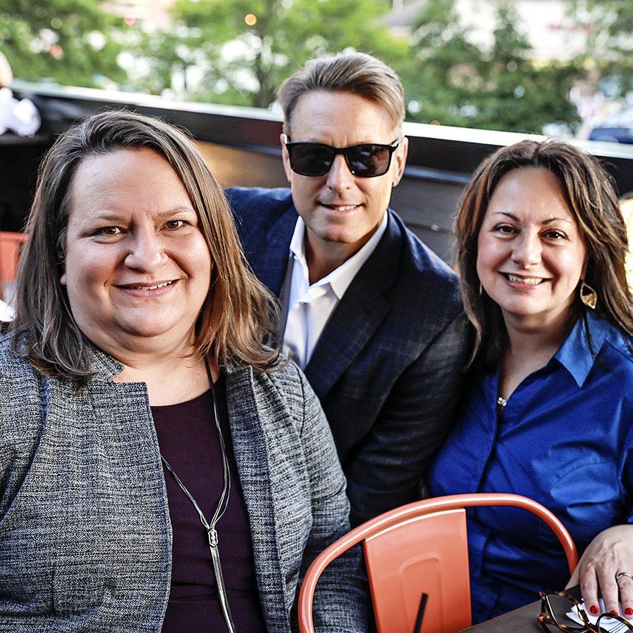 Kathy, Jim, and Jordan